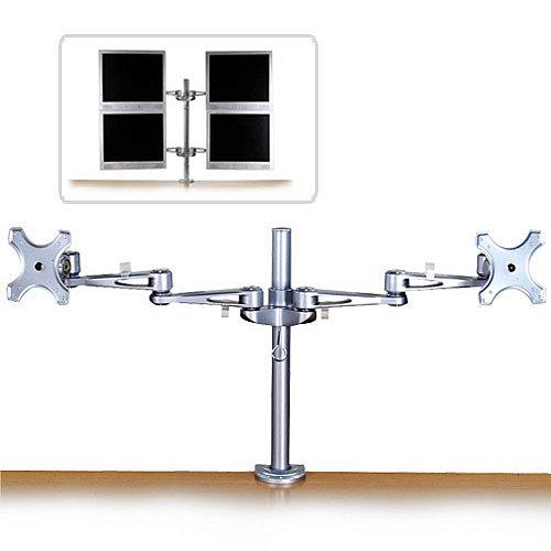 Braccio doppio per Monitor modulare
