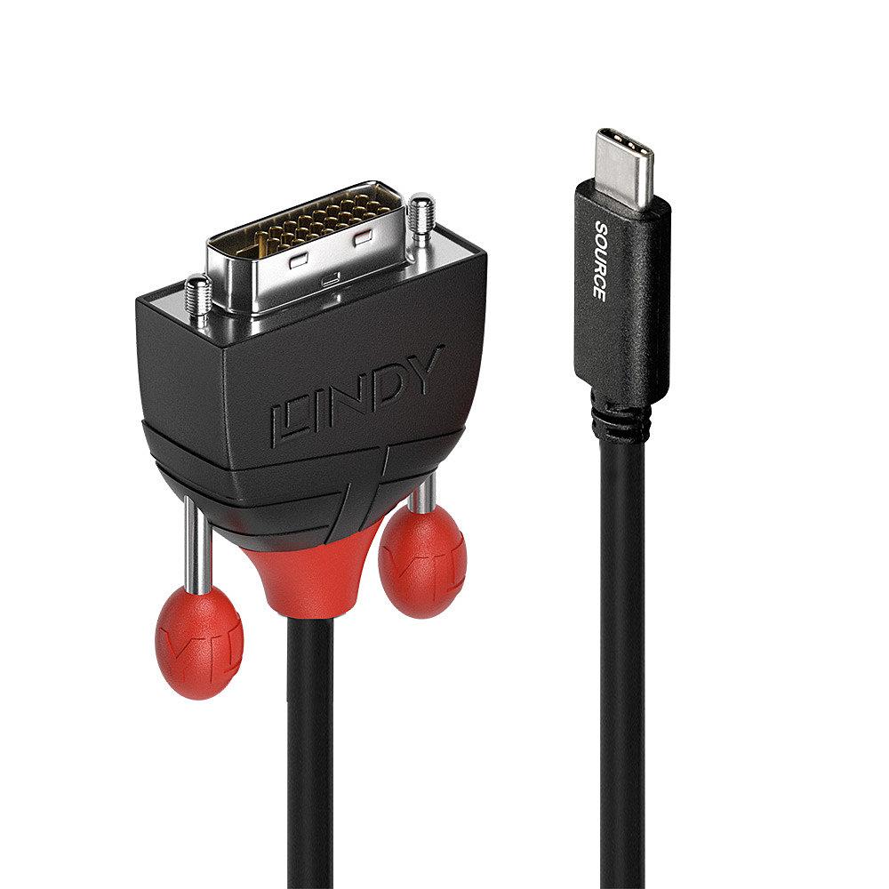 Cavo Adattatore USB Tipo C a DVI, 2m