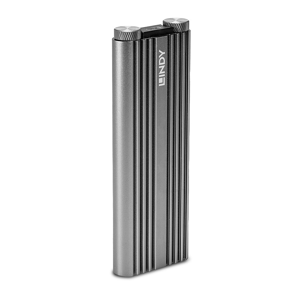 Box USB 3.2 Gen 2x2 per SSD M.2 NVMe