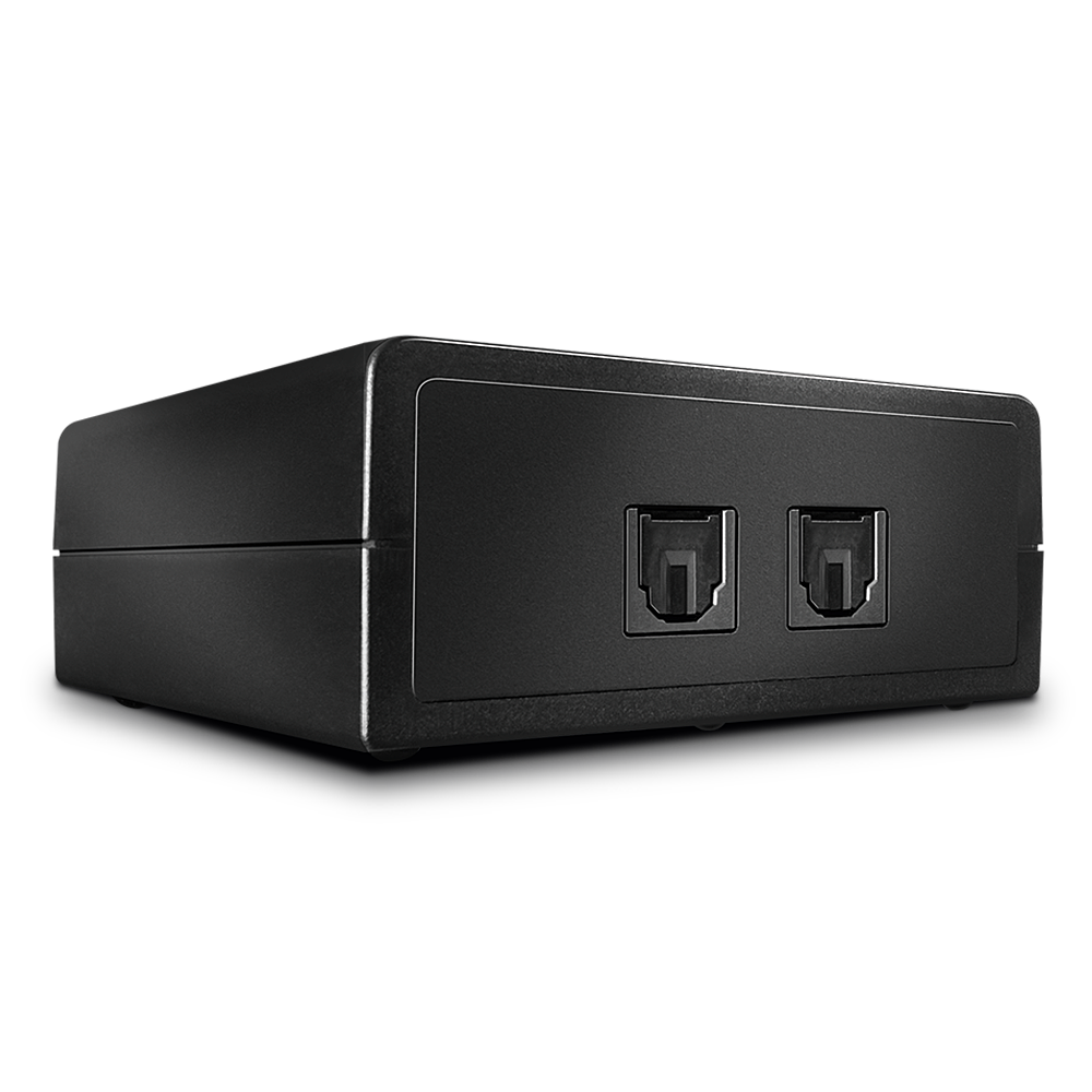 Auto Switch Audio Ottico, 2 Porte